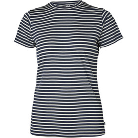 Helly Hansen Merino Graphic T-Shirt Women, navy stripe